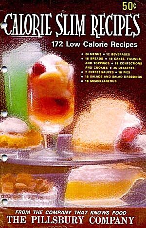 Vintage Calorie Slim Recipes (Image1)