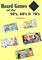Board Games of the 50's, 60's & 70's (with Prices) (Image1)