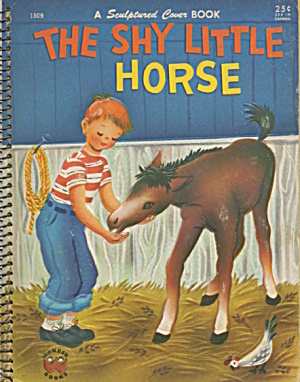 The Shy Little Horse (Image1)