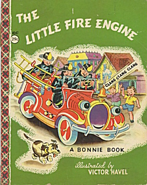 The Little Fire Engine (Image1)
