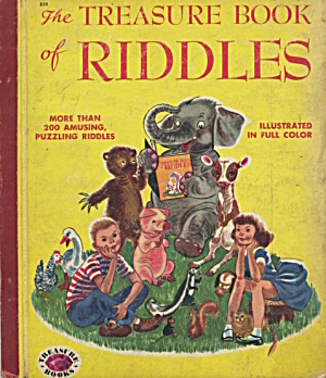 The Treasure Book Of Riddles