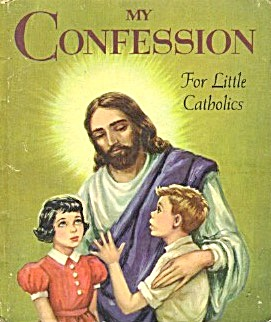My Confession For Little Catholics
