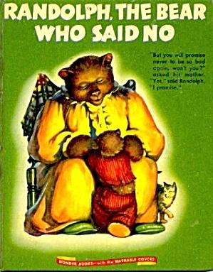 Randolph The Bear Who Said No (Image1)