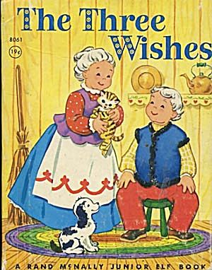 Vintage The Three Wishes (Image1)