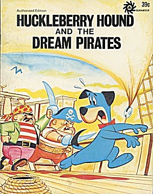 Vintage Huckleberry Hound & The Dream Pirates