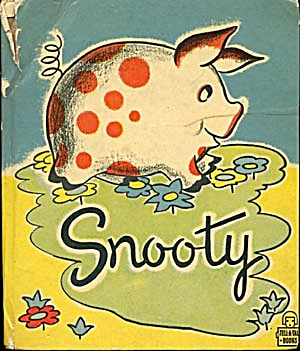 Vintage Snooty Tell-A-Tale Book (Image1)