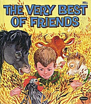 The Very Best Of Friends Whitman Book