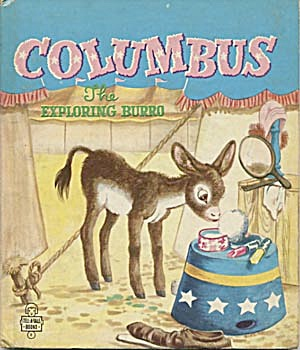 Vintage Columbus The Exploring Burro (Image1)