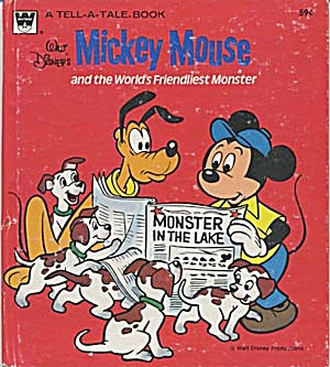 Walt Disney's Mickey Mouse & Frendliest Monster