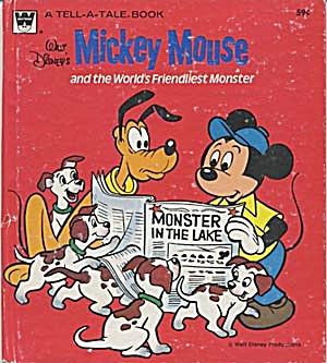Walt Disney's Mickey Mouse & Frendliest Monster (Image1)