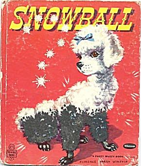 Snowball A Fuzzy Wuzzy Book (Image1)