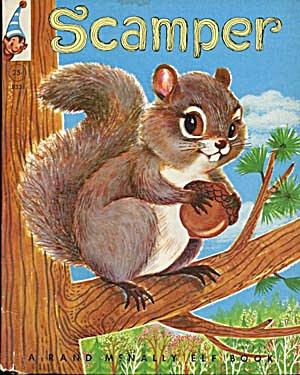 Vintage Scammper Elf Book (Image1)
