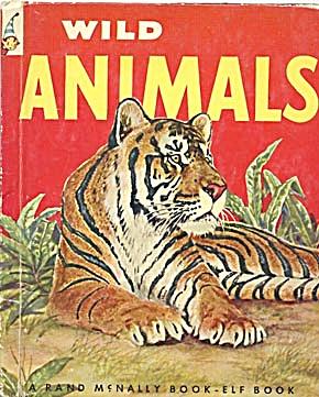 Vintage Wild Animals (Image1)