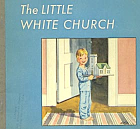 Vintage The Little White Church