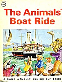 The Animals' Boat Ride (Image1)