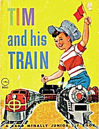 Tim And His Train