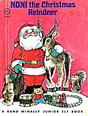 Noni the Christmas Reindeer (Image1)