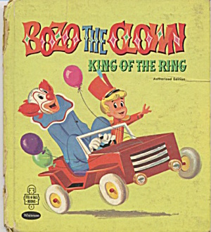 Bozo the Clown King of the Ring (Image1)