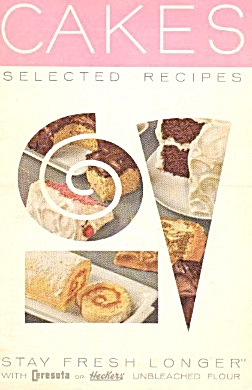 Cakes Selected Recipes (Image1)
