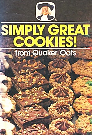 Simply Great Cookies From Quaker Oats