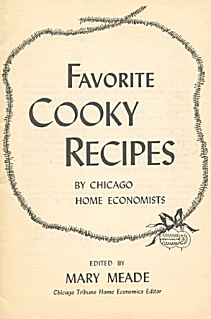 Favorite Cooky Recipes