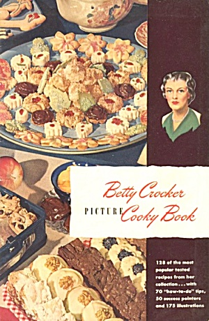 Betty Crocker's Picture Cooky Book