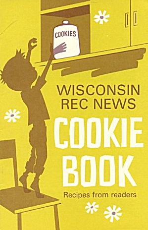 Wisconsin Rec News Cookie Book