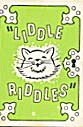 Cracker Jack Toy Prize: Liddle Riddles Cat