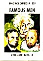 Cracker Jack Toy Prize: Encyclopedia Of Famous Men