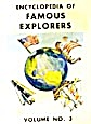 Cracker Jack Toy Prize: Encyclopedia Of Famous Explorer
