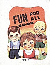 Cracker Jack Toy Prize: Fun for All (Image1)