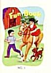 Cracker Jack Toy Prize: Fun Book # 1 (Image1)