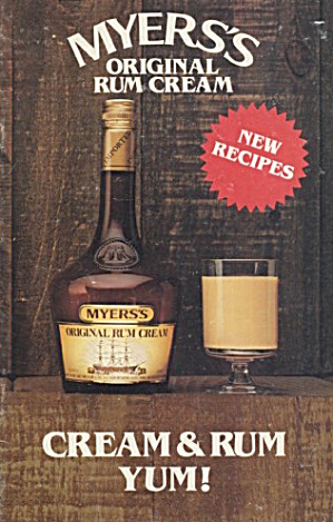 Myers Cream & Rum Yum New Recipes  (Image1)