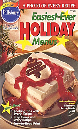 Easiest Ever Holiday Menus