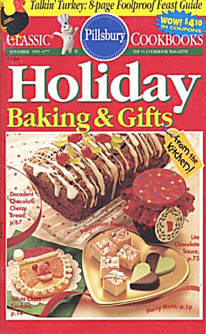 Pillsbury Holiday Baking & Gifts From The Kitchen