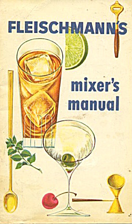Fleischmann's Mixer's Manual (Image1)