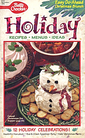 Betty Crocker Holiday