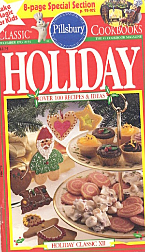 Pillsbury Holiday Baking
