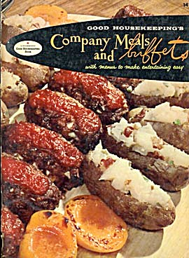 Good Housekeeping's Company Meals & Buffets Cook Book (Image1)