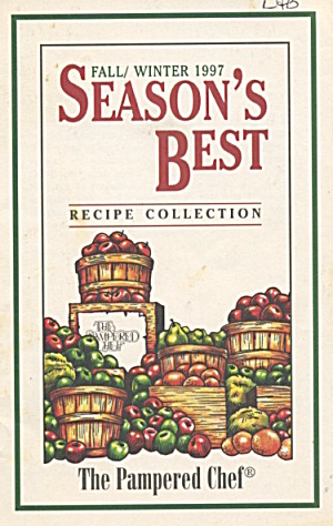 Season's Best Recipe Collection, Fall/winter 1997