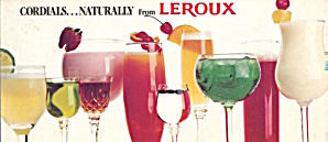 Cordials Naturally Fom Leroux (Image1)