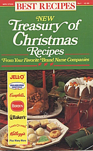 New Treasury of Christmas Recipes (Image1)
