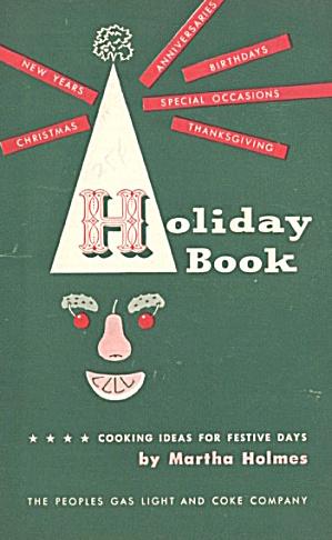 Martha Holmes Holiday Recipes set of 6 (Image1)