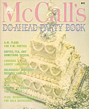 McCall's Do-Ahead Party Book (Image1)