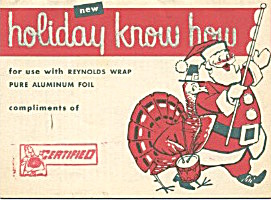 New Holiday Know How Reynolds Wrap Pure Aluminum Foil