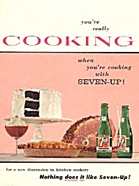 You're Really Cooking When You're Cooking With Seven Up