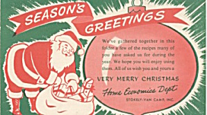 Season Greetings Recipes Rare (Image1)
