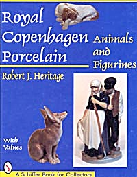 Royal Copenhagen Porcelain Animals And Figurines