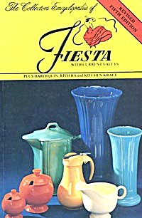 The Collector's Encyclopedia of Fiesta With Harlequin,  (Image1)
