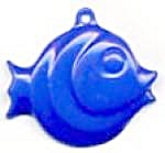 Cracker Jack Toy Prize: Charm Stylized Fish (Image1)